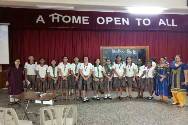 Auxilium Convent High School-Quiz Competition