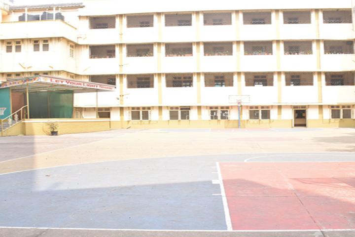 Auxilium Convent High School-School Building