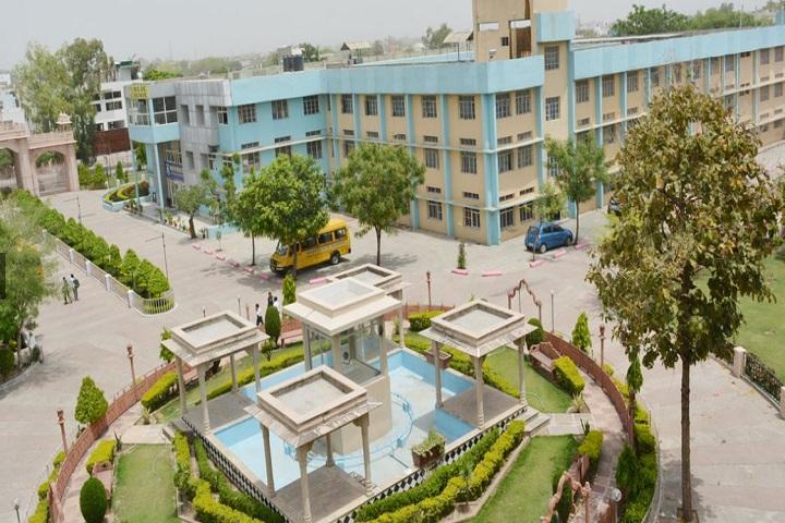 Modi Public School-School Building