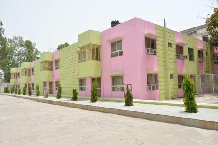 Modi Public School-Hostel Campus