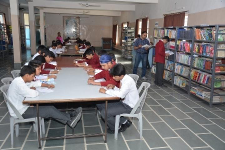 Modi Public School-Libarray