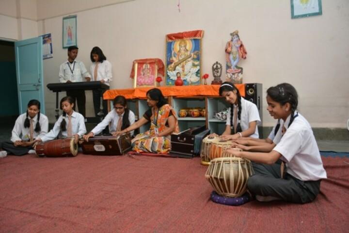 Modi Public School-Music