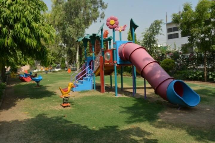 Modi Public School-Primary play station