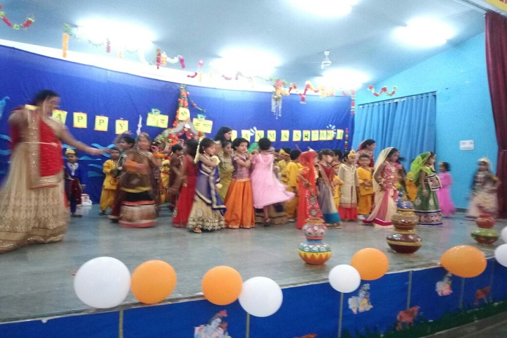 Mohan Lal Dayal Vinay Mandir School-Dances