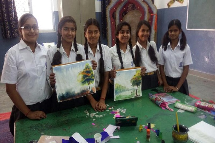 Mohan Lal Dayal Vinay Mandir School-Drawing competition