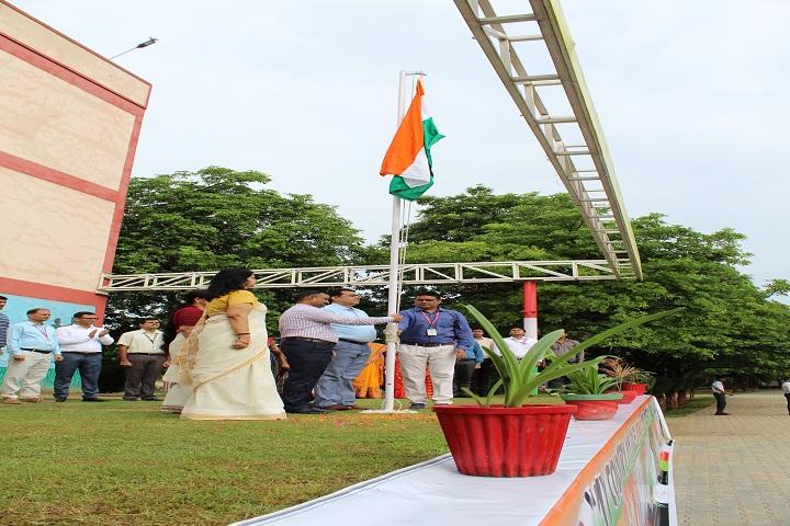 Mohan Lal Dayal Vinay Mandir School-Independence day