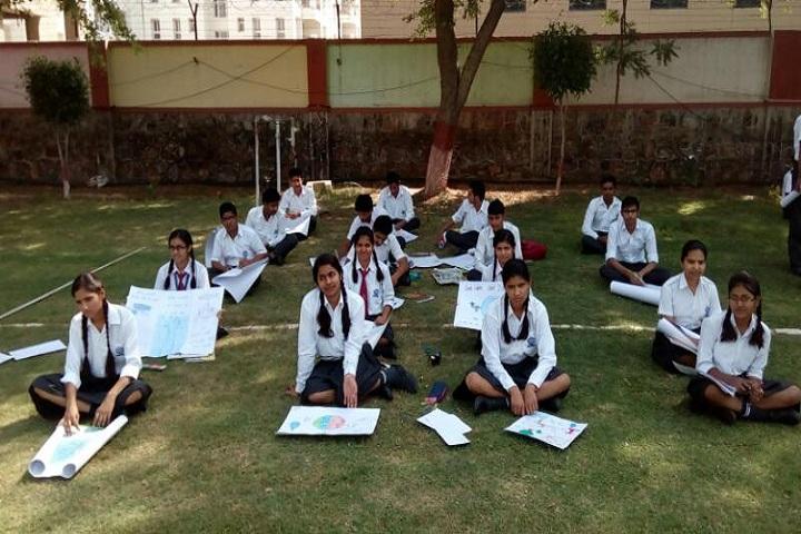 Mohan Lal Dayal Vinay Mandir School-Poster presentation