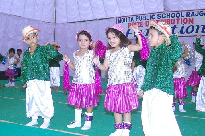 Mohta Public School-Prize Distribution Day