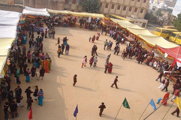 Mohta Public School-School Exhibition