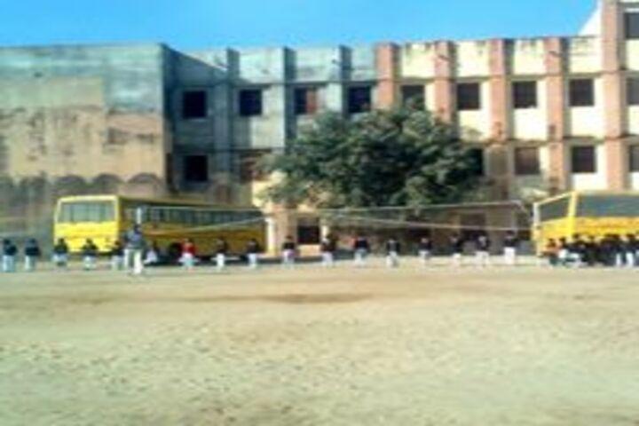 Mohta Public School-Campus