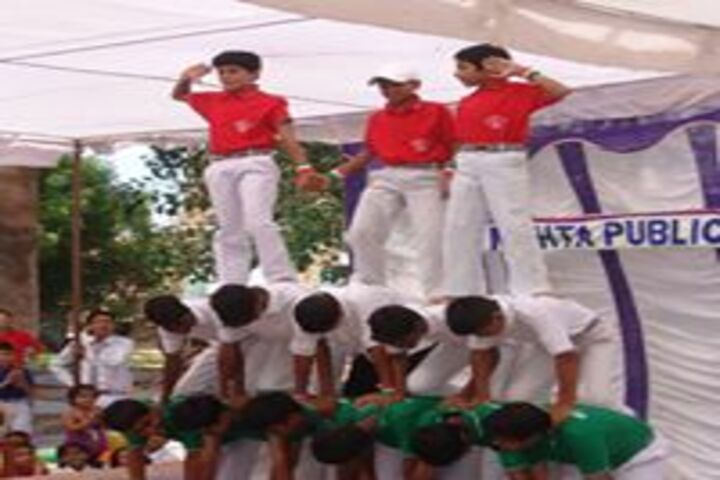 Mohta Public School-Dance