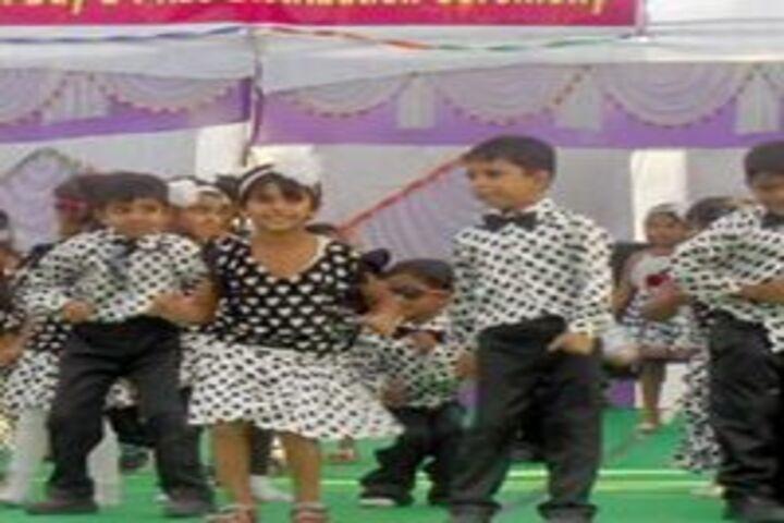 Mohta Public School-Kids Dance