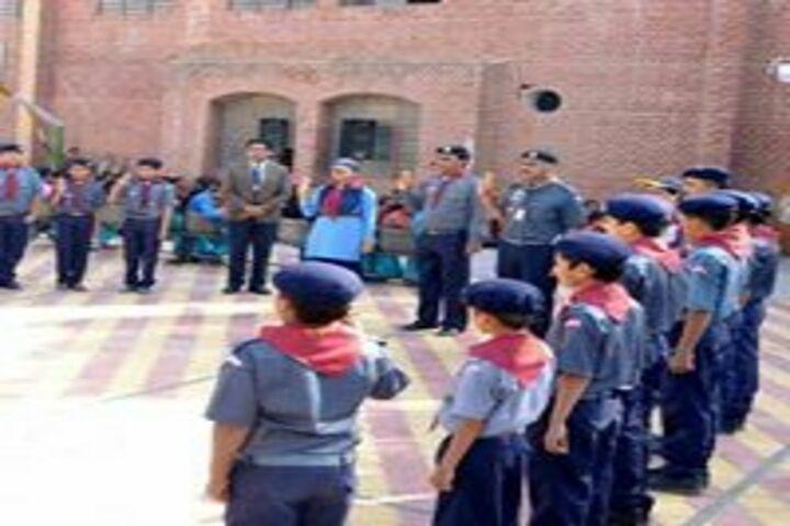 Mohta Public School-Scouts