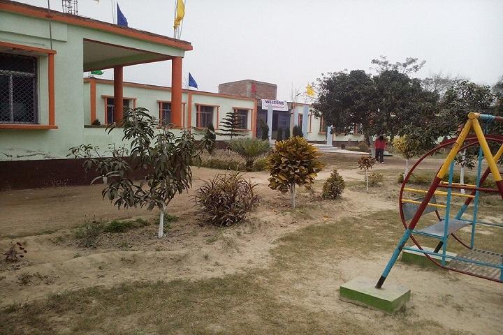 Kids Camp International School-Play Area
