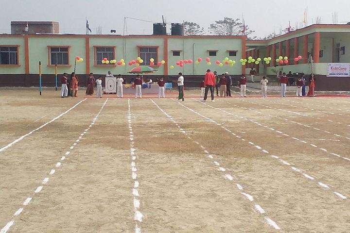 Kids Camp International School-Sports Meet