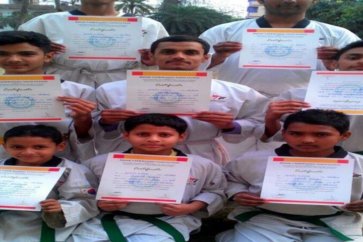 Kids Camp International School-Certification