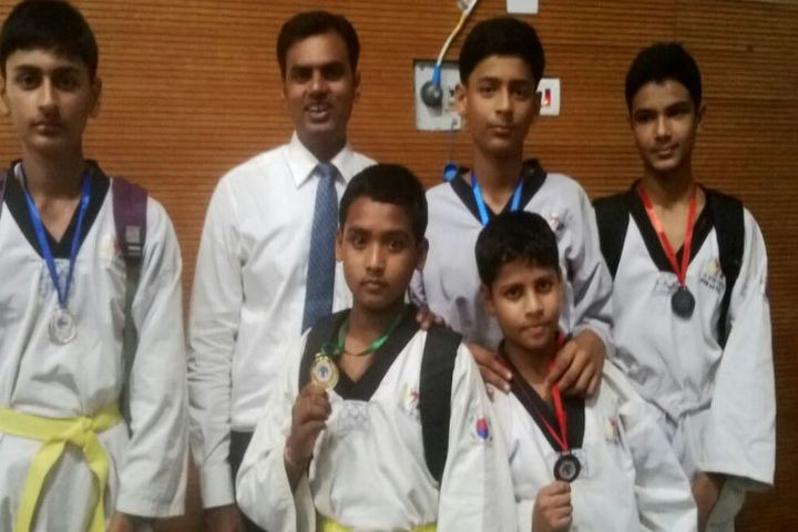 Kids Camp International School-Champions