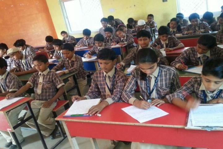 Kids Camp International School-Classroom