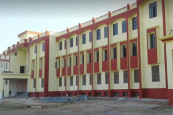Mount Carmel Convent School-Campus