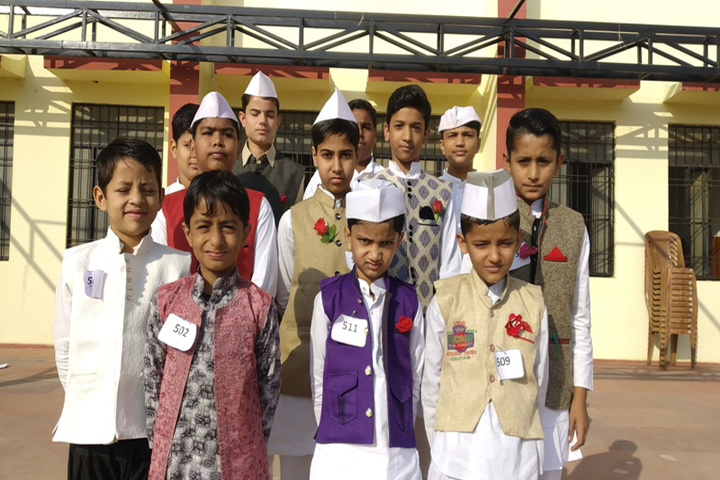 Mount Carmel Convent School-Children