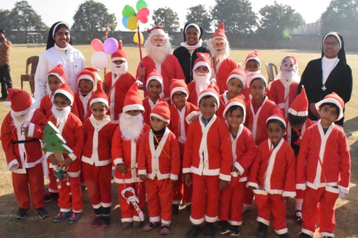Mount Carmel Convent School-Christmas Celebrations