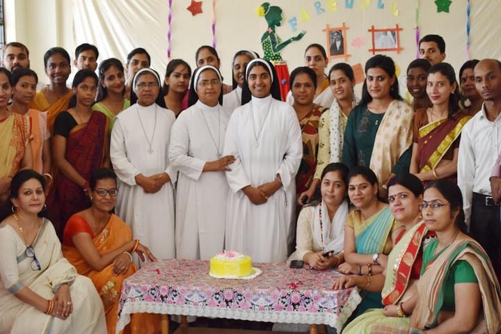 Mount Carmel Convent School-Teachers Day