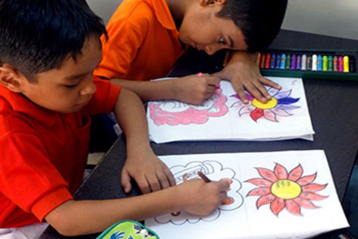 Mount Litera Zee School-Art