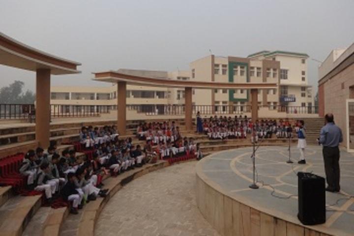 Mount Litera Zee School-Open air Theater