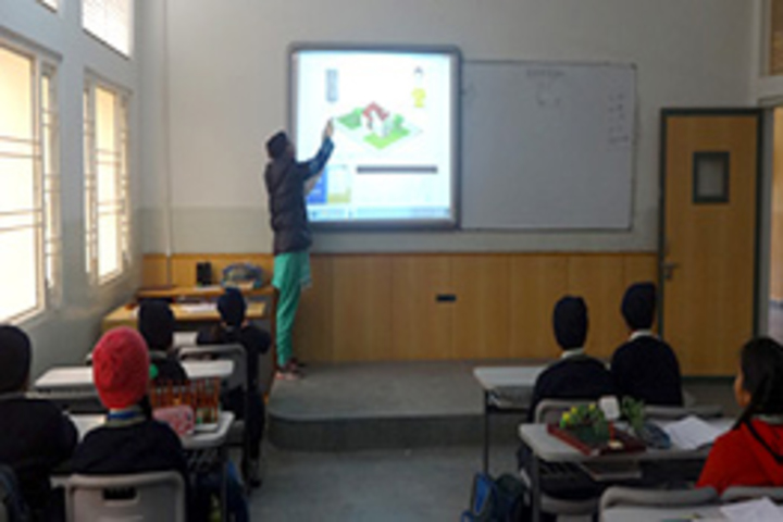 Mount Litera Zee School-Smart class