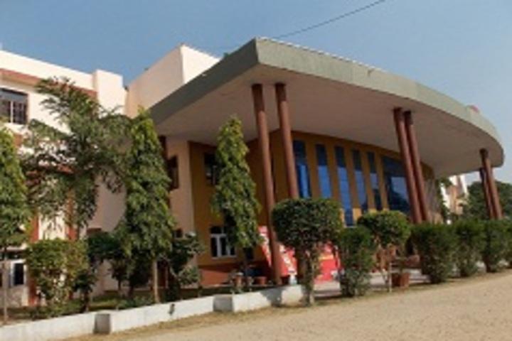Narmada Devi Singhania International School-Campus