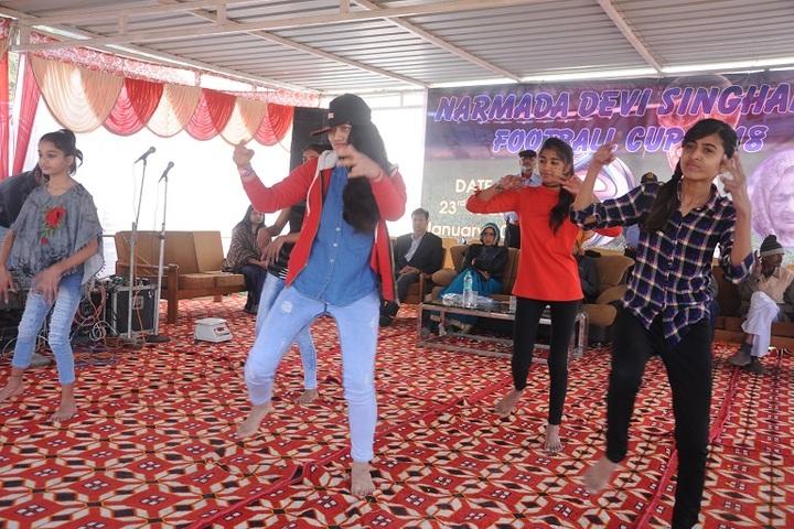 Narmada Devi Singhania International School-Dance