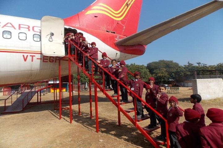Narmada Devi Singhania International School-Educational trip