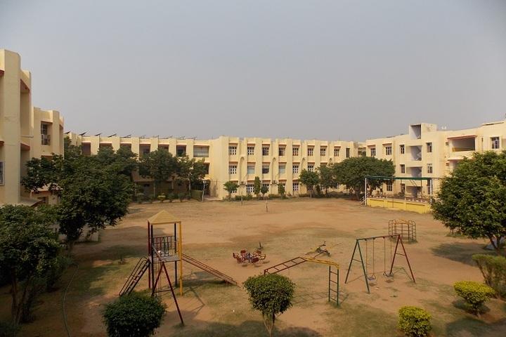Narmada Devi Singhania International School-Play Area