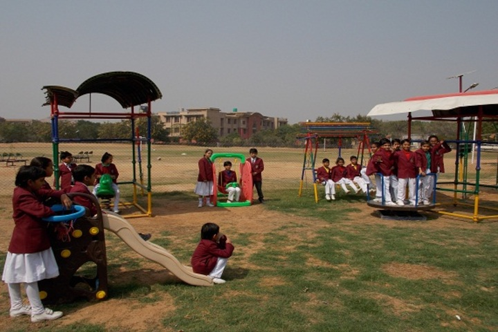Narmada Devi Singhania International School-Play ground