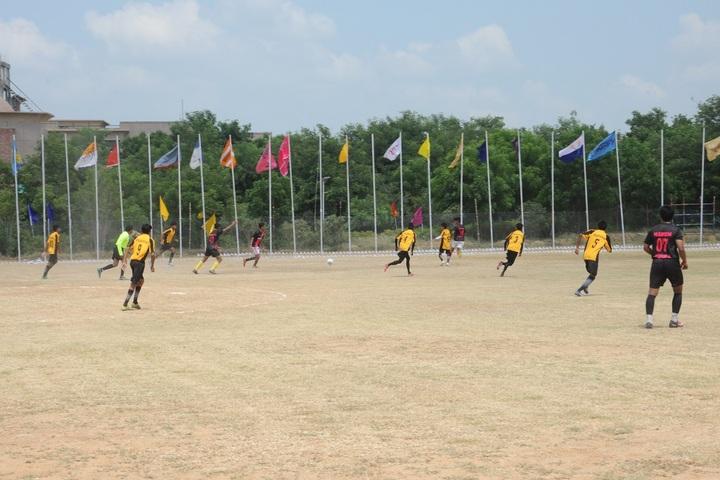 Narmada Devi Singhania International School-Sports