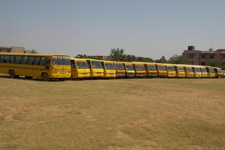 Narmada Devi Singhania International School-Transport