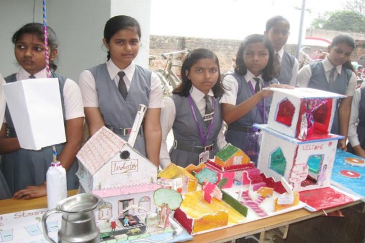 Kiran public school-Art Exbhition