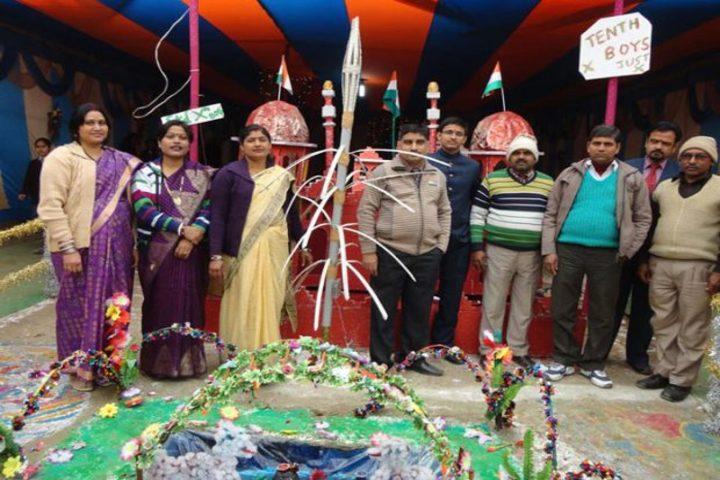 Kiran public school-School Event