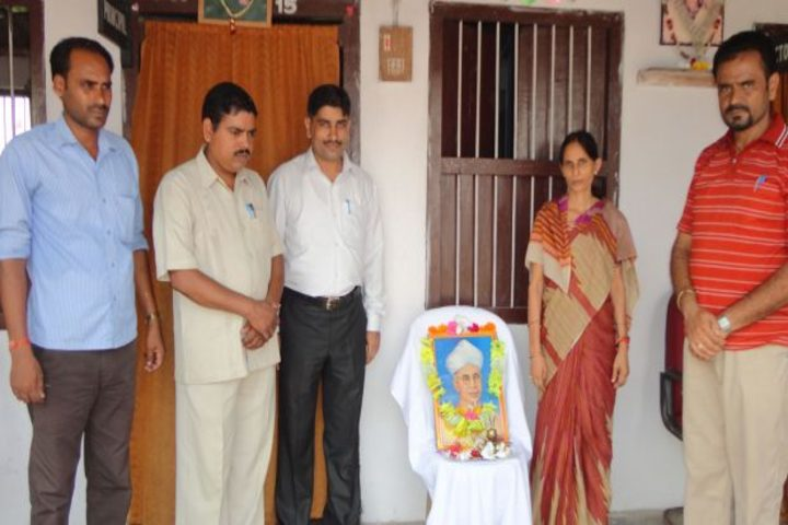 Kiran public school-Teachers Day celebrations