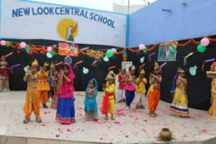New Look Central School-Annual Day