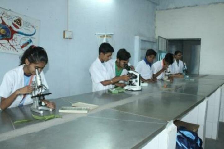 New Look Central School-Biology Lab