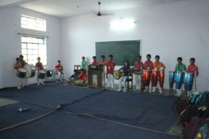 New Look Central School-Music