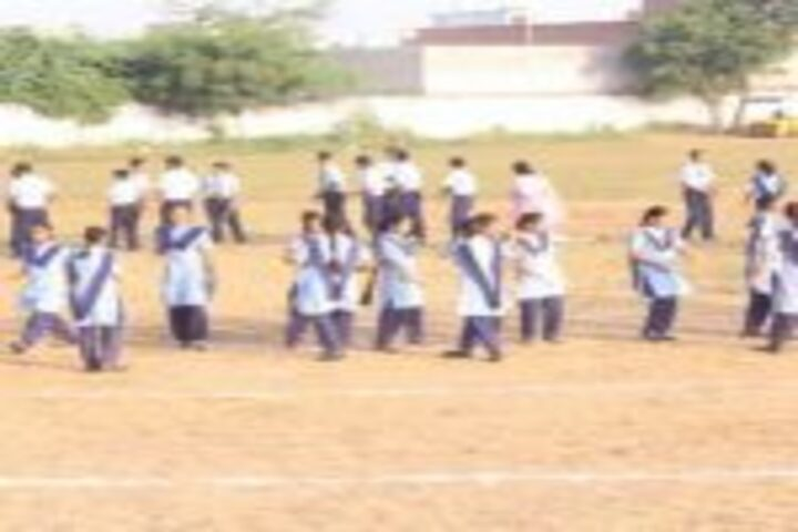 New Look Central School-Play Ground