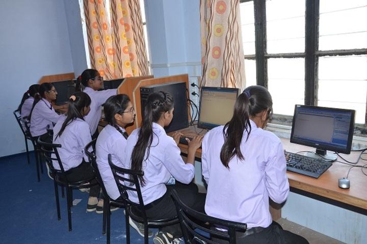 New Rajasthan Public School-Computer lab