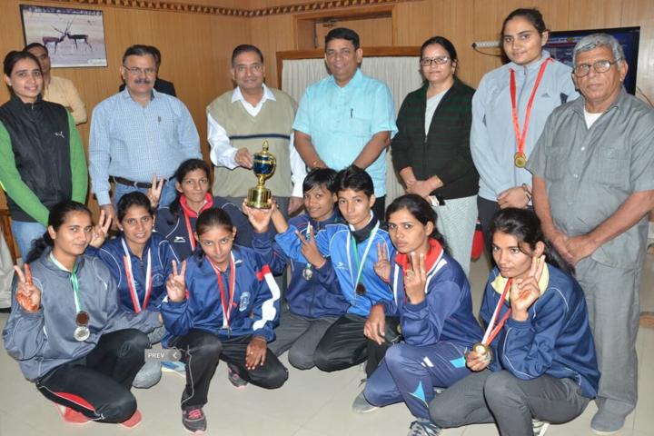 New Rajasthan Public School-Sports Team