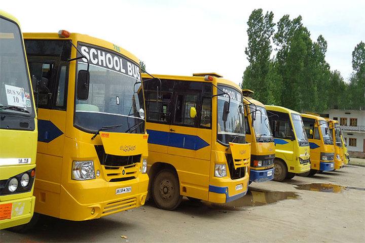 New Rajasthan Public School-Transport