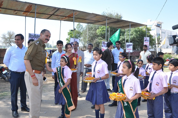 New State Academy-Annual function