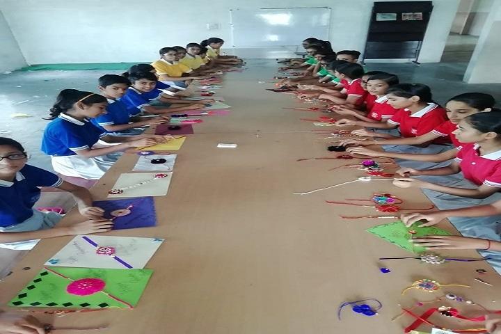 New State Academy-Art making