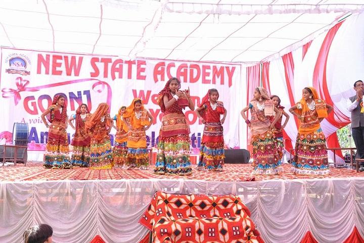 New State Academy-Dances