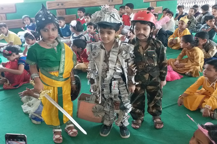 New State Academy-Fancy dress competitions